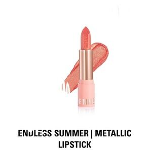 Kylie Metallic Lipstick in Endless Summer, NIB